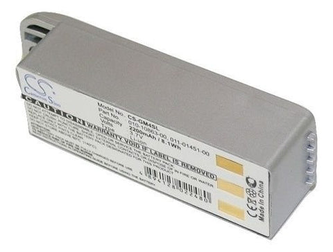 Garmin Zumo 400 Battery