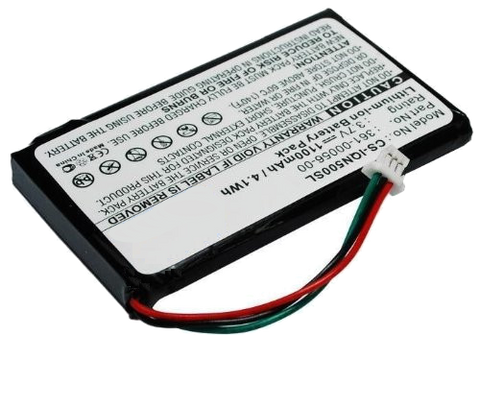 Garmin Nuvi 860 Battery