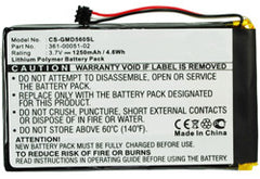 Garmin dezl 560LMT 560LT 560LM 760LMT Battery