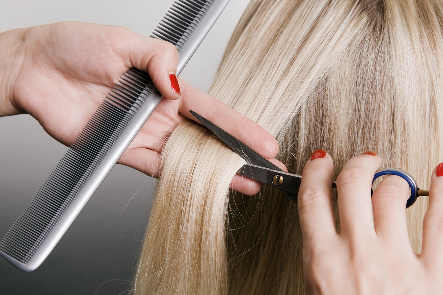 """Myth #10: """"If you cut your hair every 10 weeks, it will grow faster"""