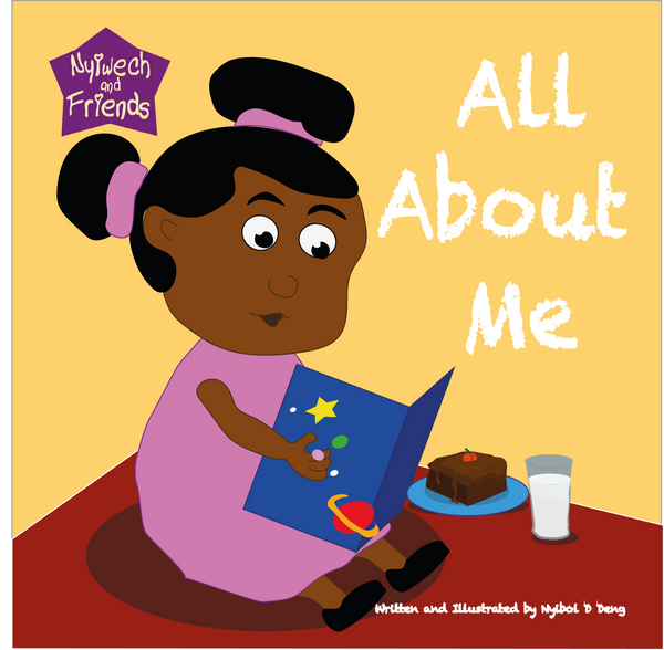 All About Me (Paperback) Book