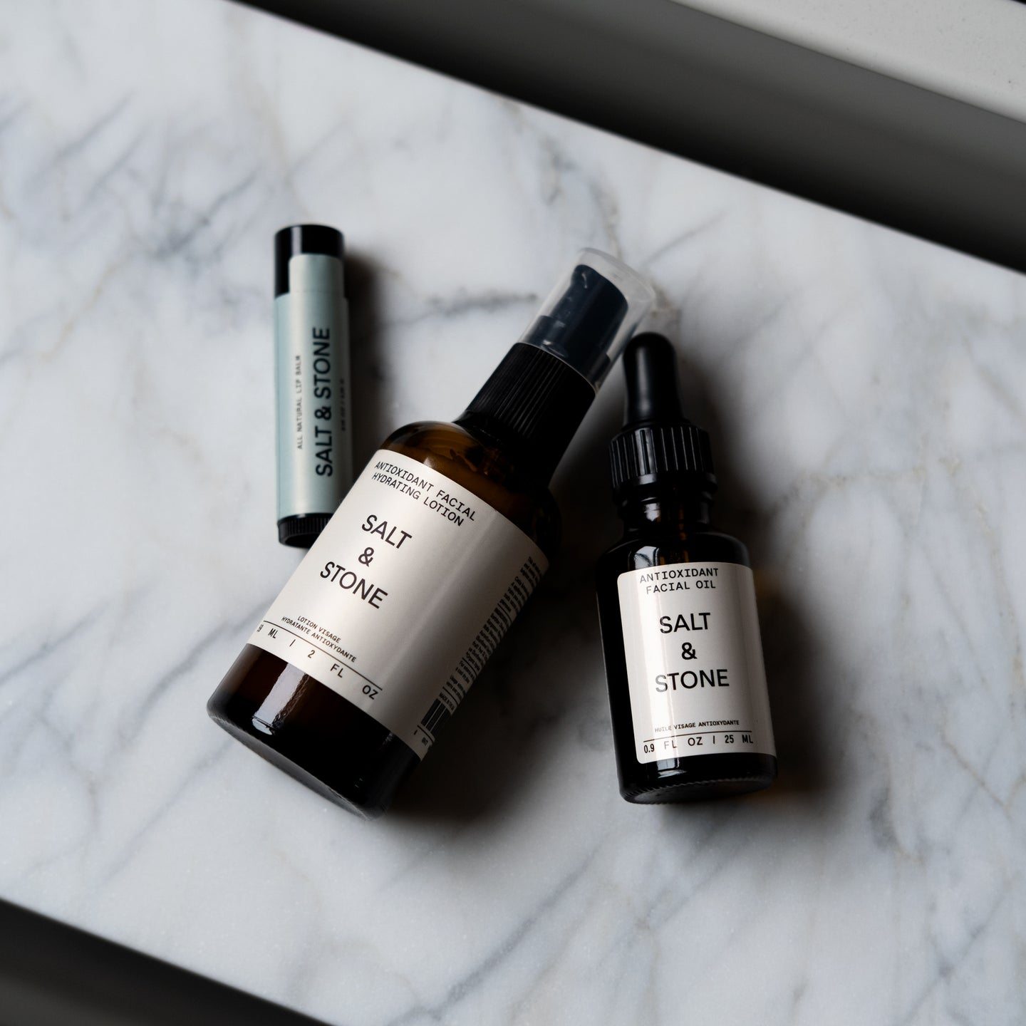 salt and stone skincare