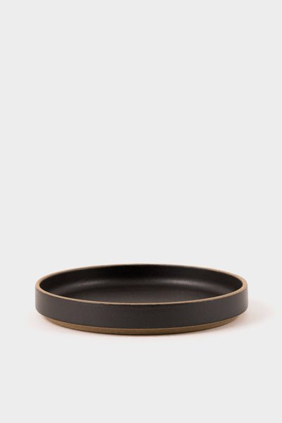 Hasami PorcelainPlate Black Medium