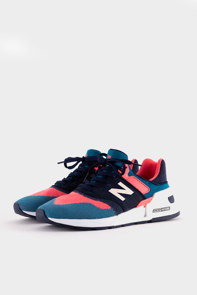 New Balance MS997 - Pink / Blue