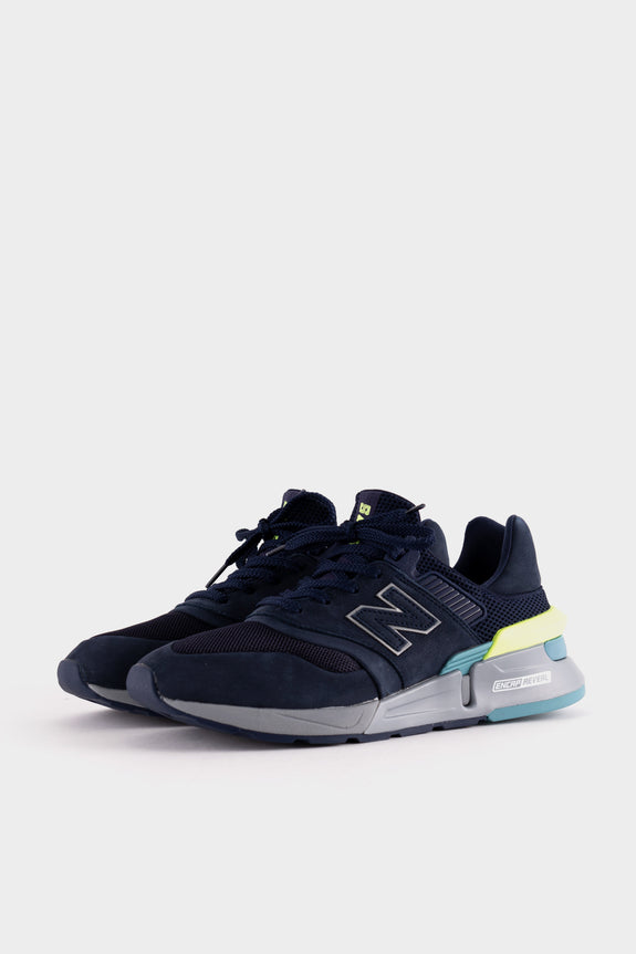 New Balance MS997- Navy / Green
