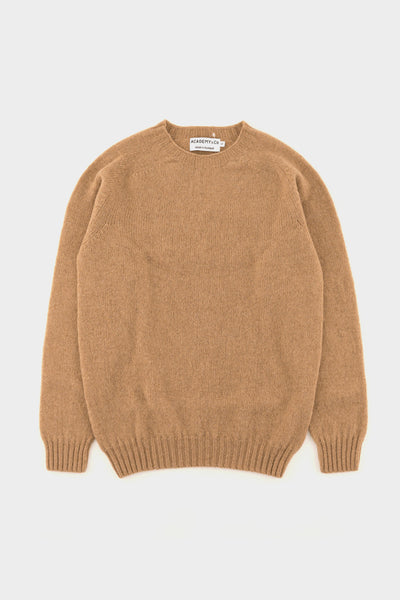 Academy & Co Wool Knit Sweater Cashew -  - 1