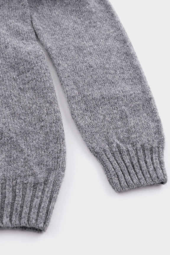 Academy & Co Wool Knit Sweater Grey -  - 2
