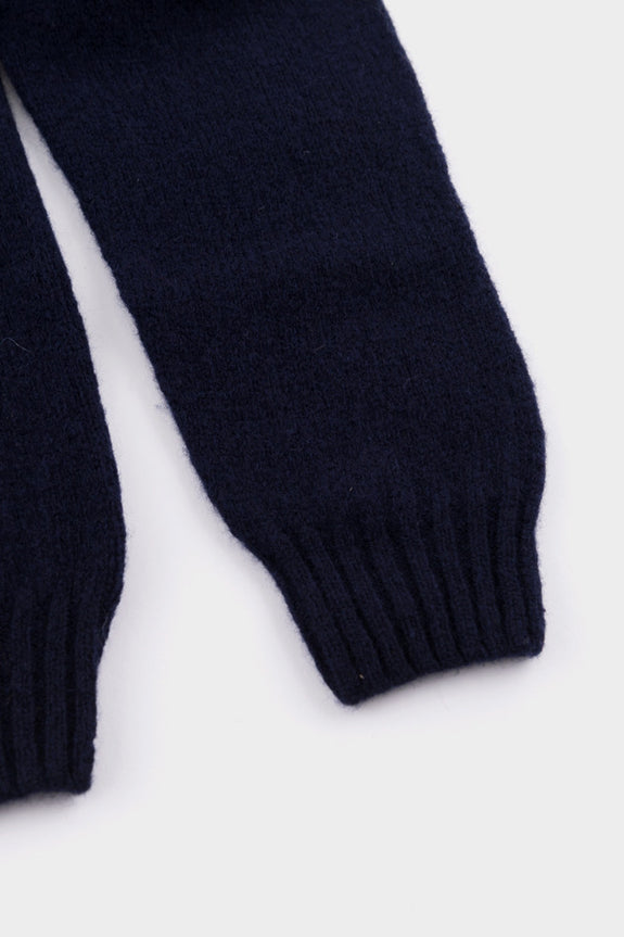 Academy & Co Wool Knit Sweater Navy -  - 3