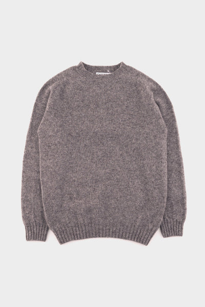 Academy & Co Wool Knit Sweater Grey -  - 1