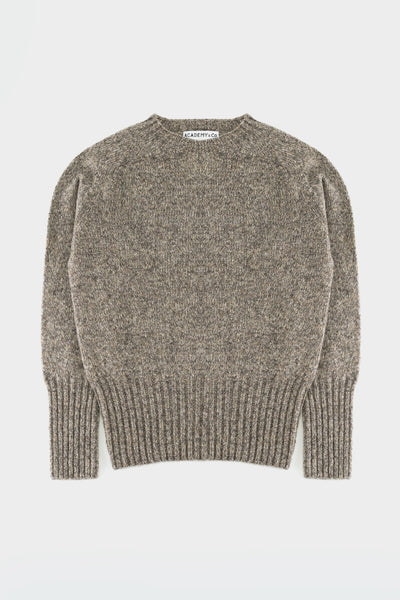 Academy & Co Womens Wool Knit Sweater Mushroom