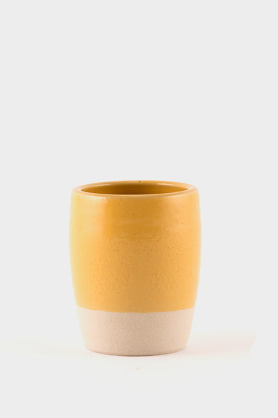 Dor & Tan 6oz Tumbler - Gorse Yellow