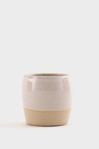 Dor & Tan 3 0z. Espresso Cups - Natural White