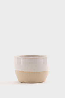 Dor & Tan 5 0z. Tea Bowl - Natural White