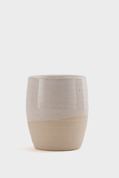 Dor & Tan 6.oz Tumbler - Natural White