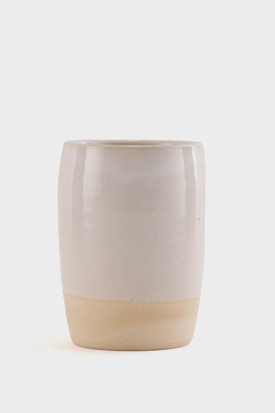 Dor & Tan 8 0z. Tumbler - Natural White