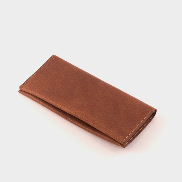 Ally Capellino Evie Long Zip Wallet: Tan -  - 1