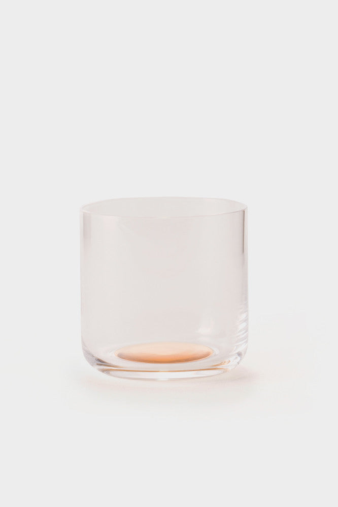 HAY Small Gold Spot Glass -