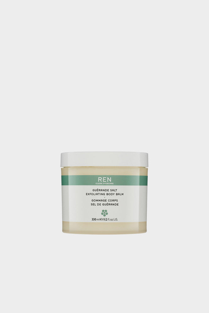REN Guerande Salt Exfoliating Body Balm 330ml -