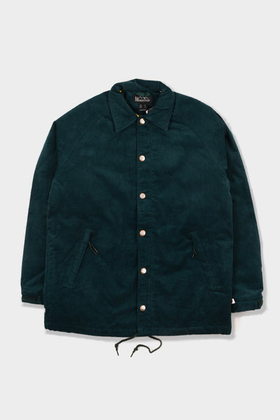 Manastash MT Coach Jacket II Green Corduroy