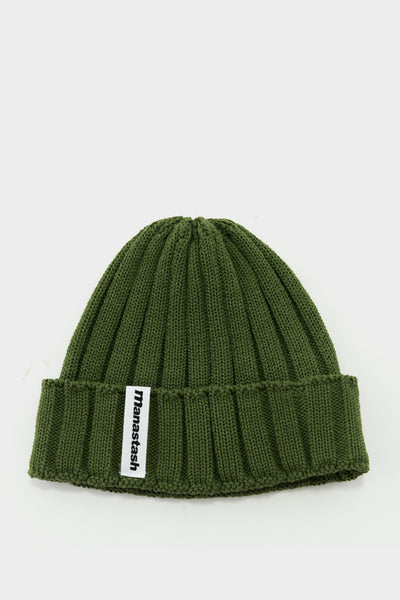 Manastash Light Beanie Green
