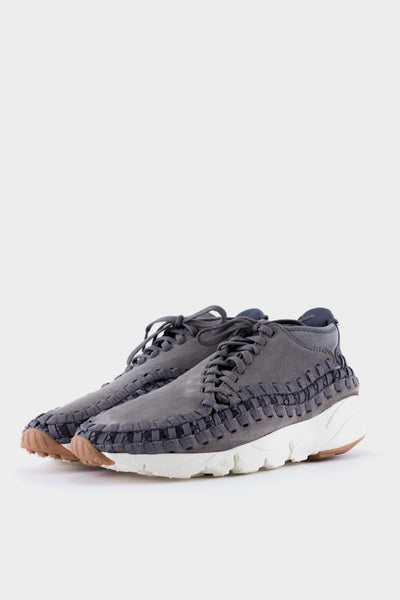 Nike Air Footscape Woven Chukka PRM Flat Pewter