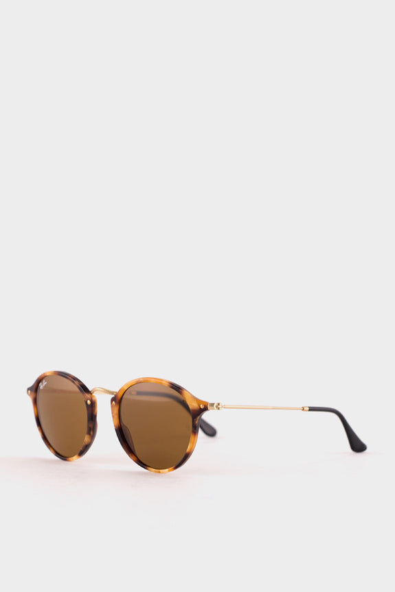 Ray-Ban RB2447  Tortoise and Gold -
