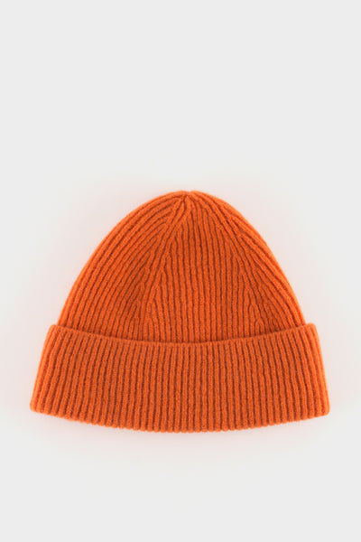Seven.Stones Fold Up Beanie Hat Spice