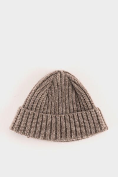 Seven.Stones Fold Up Beanie Tenne