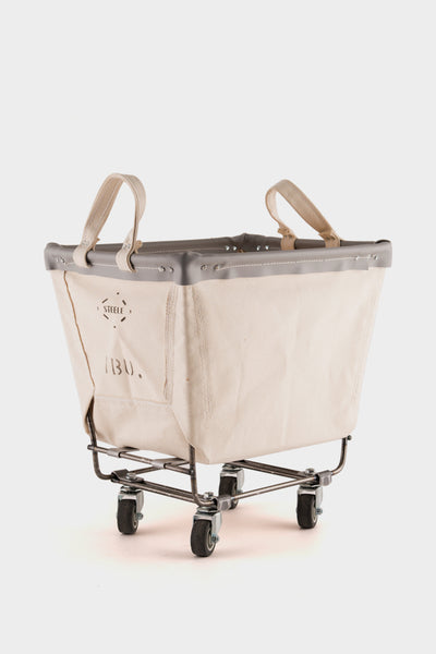 Carhartt Laundry Cart Metal Canvas Off White