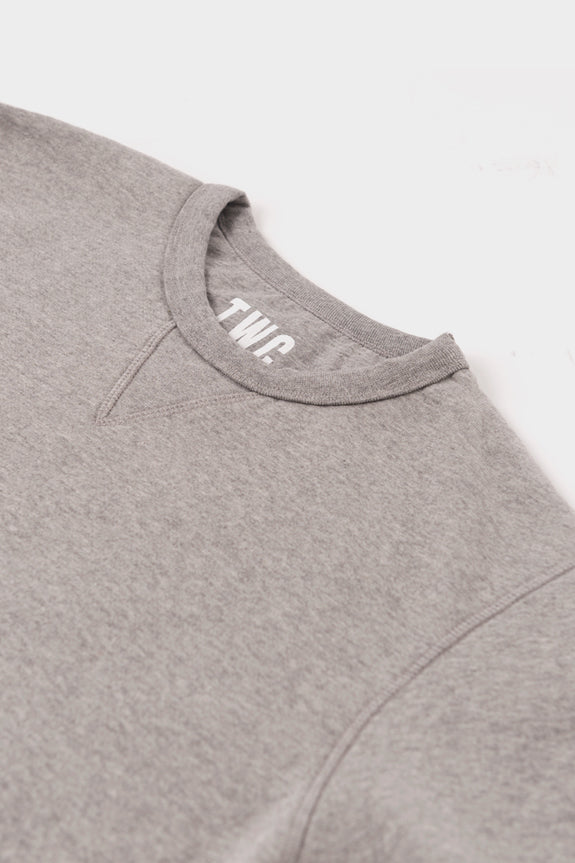 The Workers Club Super Soft Sweat Grey