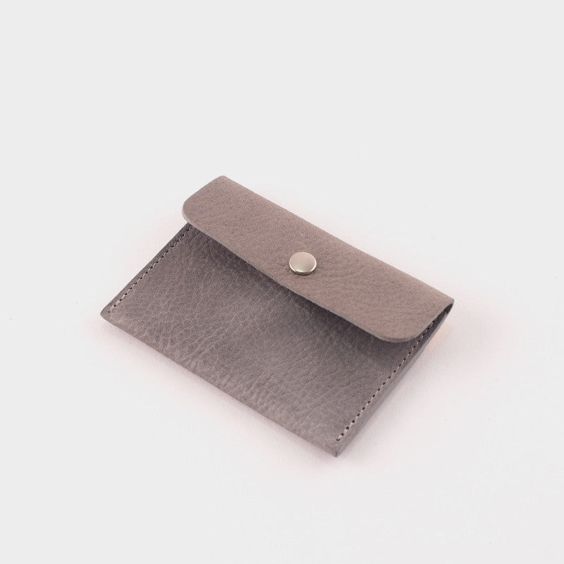 Ally Capellino Tom Card Holder: Grey/Yellow -  - 1