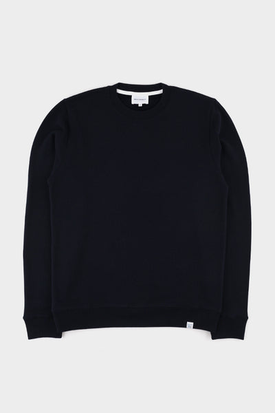 Norse Projects Vagn Classic Crew Dark Navy