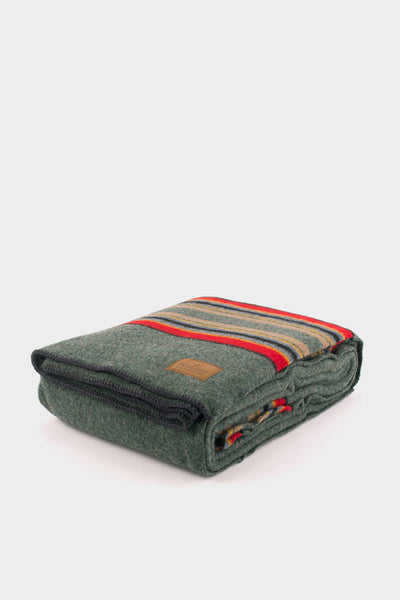 Pendleton Yakima Camp Blanket Green -