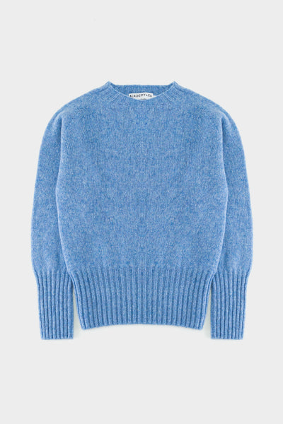 Academy & Co Womens Wool Knit Sweater Ice Sea