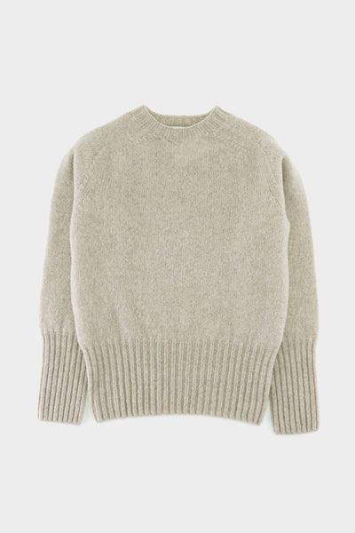 Academy & Co Womens Knit Sweater Putty