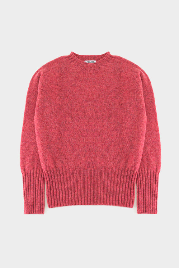 Academy & Co Womens Wool Knit Sweater Rosedust