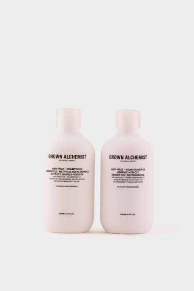 Grown Alchemist Anti-Frizz Haircare Twinset 200ml -