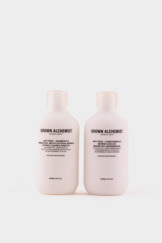 Grown Alchemist Anti-Frizz Haircare Twinset 200ml