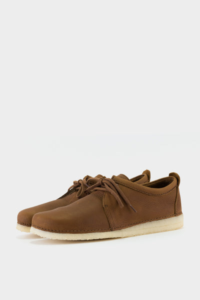 Clarks Originals Ashton- Cola Leather