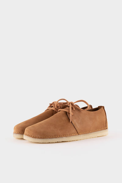 Clarks Originals Womens Ashton Light Tan