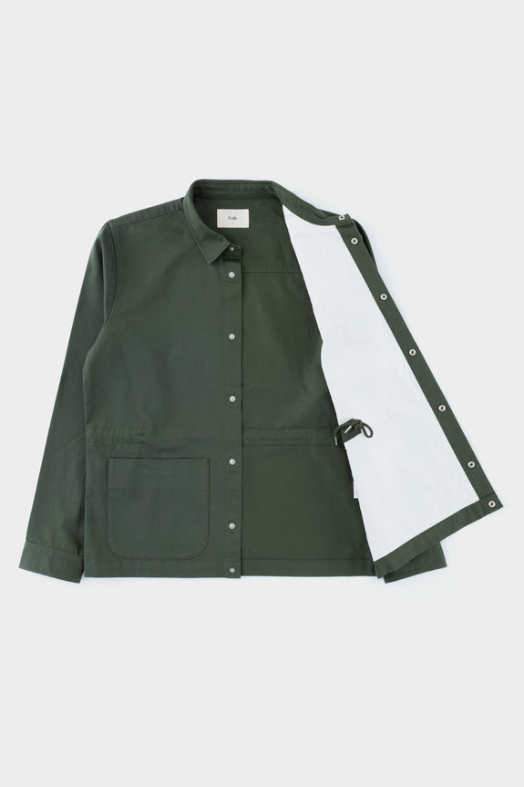 Folk Assembly Jacket Military Green