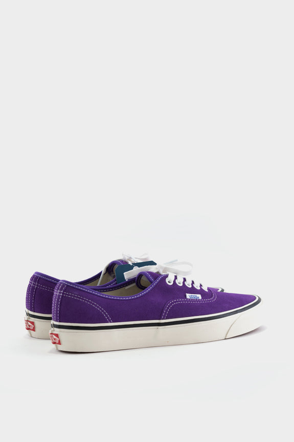 Vans Authentic 44 Anaheim Suede Purple