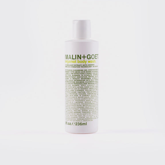 Malin + Goetz Bergamot Body Wash -