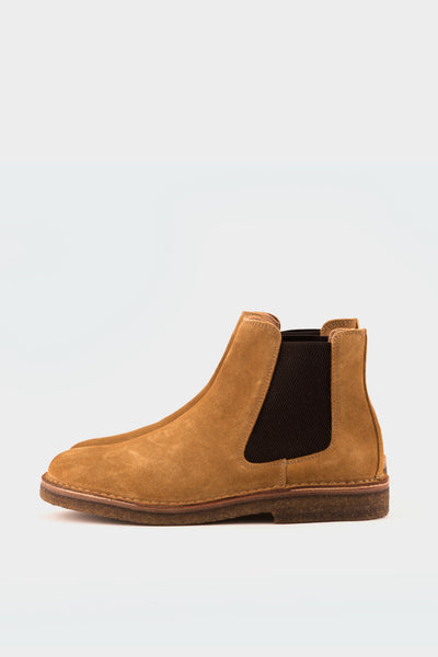 Bitflex Boot Whiskey Suede -  - 1