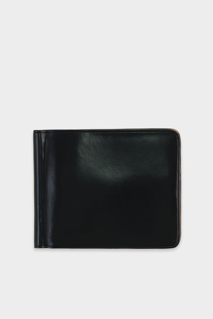 Bi Fold Wallet with Metal Clasp -  - 1