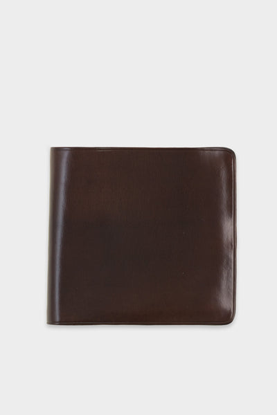 Bi Fold Wallet Brown -  - 1