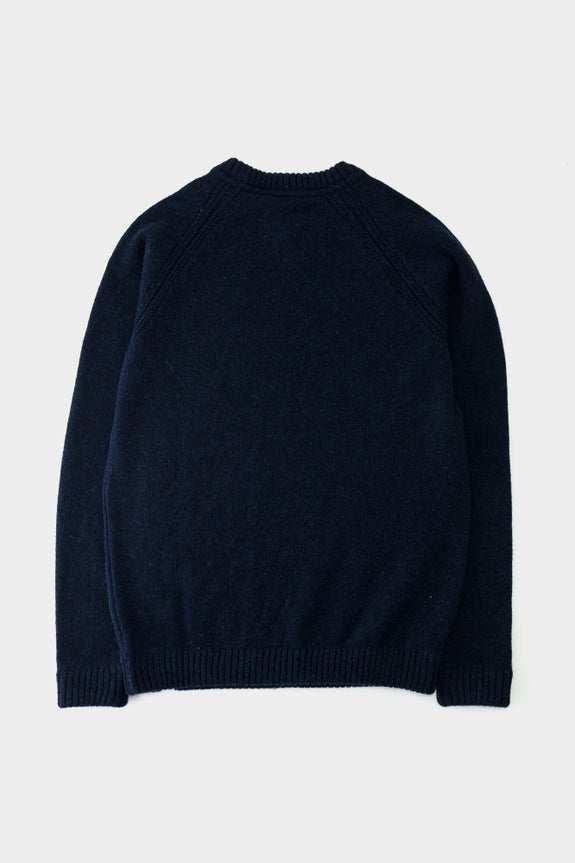 Norse Projects Birnir Knit Navy