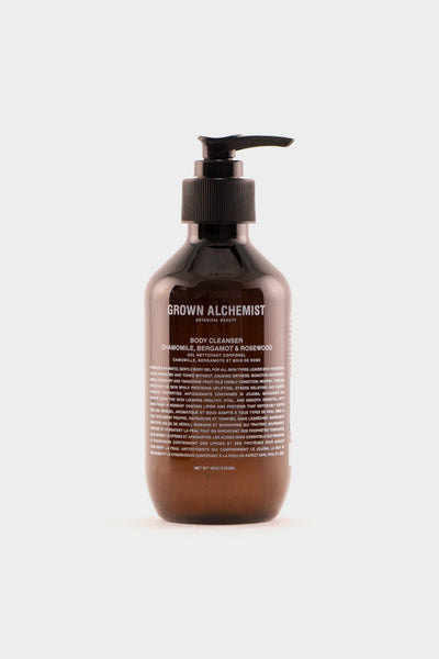 Grown Alchemist Body Cleanser Chamomile, Bergamot & Rosewood -
