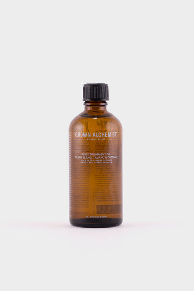 Grown Alchemist Body Treatment Oil Ylang Ylang, Tamanu and Omega 7 -