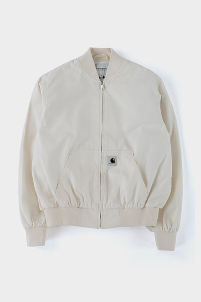 Carhartt Womens Active Bomber Wax Rinsed